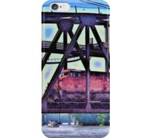 Train On The Bridge iPhone Case/Skin