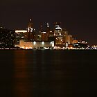 Detroit Earth Hour by tanmari