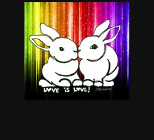 Love is Love Rabbits Unisex T-Shirt