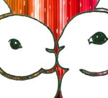 Love is Love Rabbits Sticker