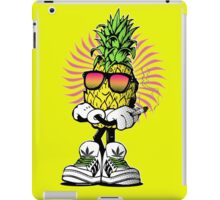 High Rolling Pineapple  iPad Case/Skin