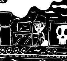 Tommy's Train by John Meyer