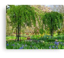 Hello, Spring Canvas Print