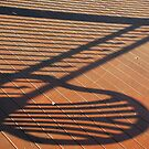Shadows and lines by Catherine Davis