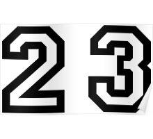 Twenty Three Poster