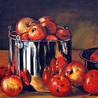 Let's Cook Some Apples by Lucia Szymanik by CoastalCarolina