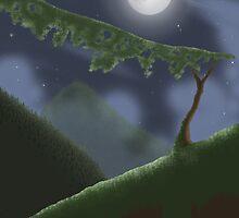 Night Fall by Devaron