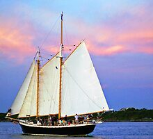 Sail Away with Me by Kenric A. Prescott