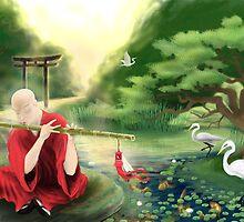 Oriental Serenity by Devaron
