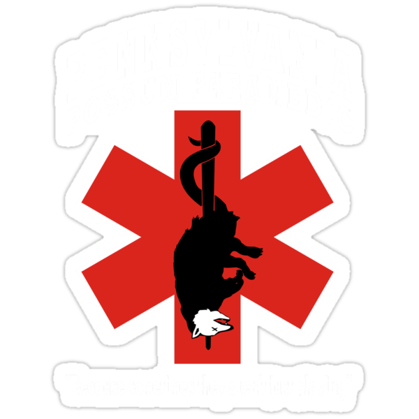 Possum Paramedics by ZugArt