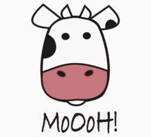 Cute Cow by Maria  Gonzalez