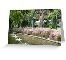 South Bank Parklands Greeting Card