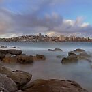 Reef Beach Panorama by Michael Lynch