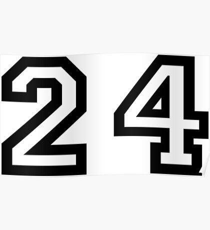 Twenty Four Poster