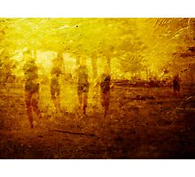 Shimmering Haze Photographic Print