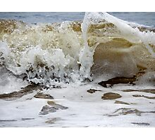 Waves. 1 Photographic Print