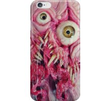 Wide eyes iPhone Case/Skin
