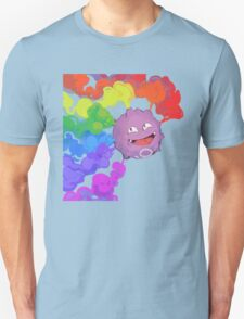 Koffing supports equality Unisex T-Shirt