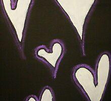 Heavy Hearts by Sarah Bentvelzen