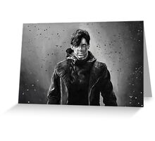 Darkness is Coming Greeting Card
