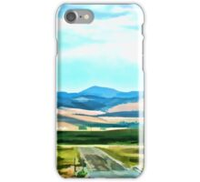 Big Sky Country iPhone Case/Skin
