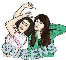 Queens by PortugalTheGirl