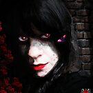 Dark Rose by strawberries