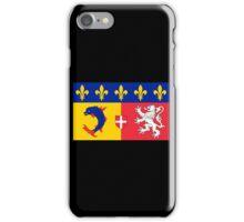 Rhône-Alpes iPhone Case/Skin