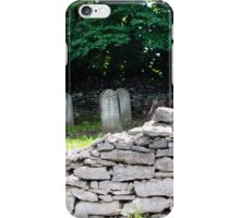 ANCIENT CEMETERY iPhone Case/Skin