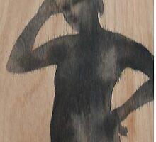 Thinker 2009 by ileana clarke