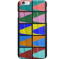 Pop art Daleks - variant 1 iPhone Case/Skin
