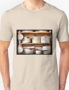 Stock Pots Unisex T-Shirt