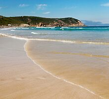 Squeaky Beach, Wilsons Promontory, Australia by Erin Guest