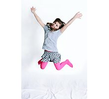Jump for joy! Photographic Print