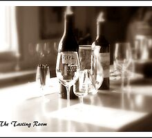 The Tasting Room by SharonAHenson