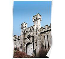 Castle Gate Poster