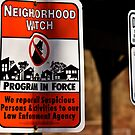 Neighborhood Watch by BigD