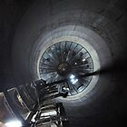 Inside Looking Up  - Hershey, PA by Corkle