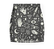 Witchcraft Pencil Skirt