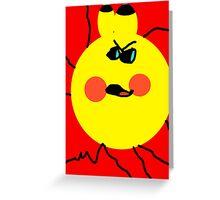 Pikachu Greeting Card