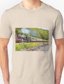 river side railway Unisex T-Shirt