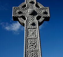 Celtic Cross by Joe  Burns