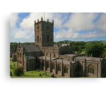 St David's Cathedral Canvas Print