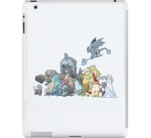 Horde (2) iPad Case/Skin