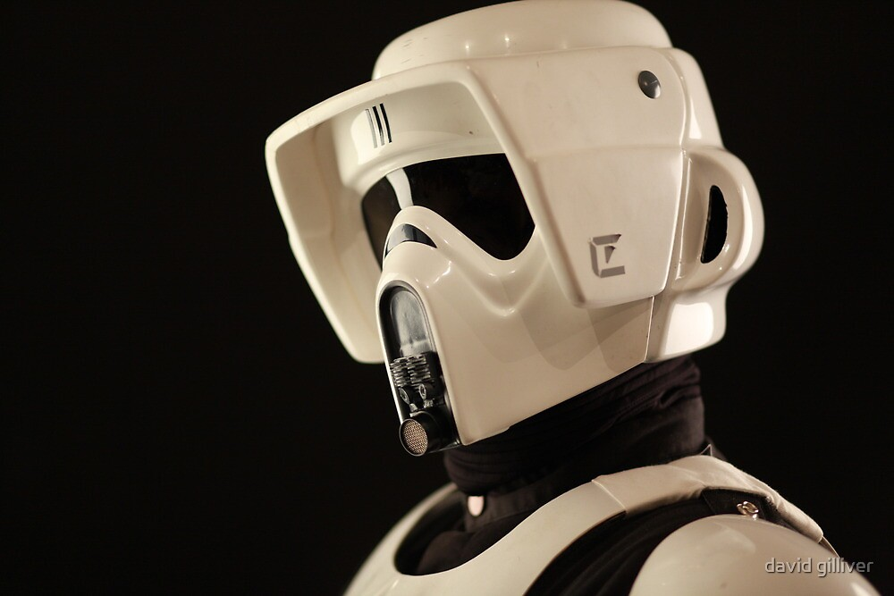 scout trooper by david gilliver