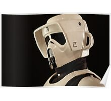 scout trooper Poster