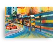 Centrepoint, Rained Out Canvas Print