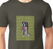 It's Definitely Too Hot For A Walk   -Boxer Dogs Series- Unisex T-Shirt