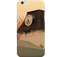 Times They Are a-Changin' iPhone Case/Skin