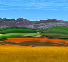 Overberg Farmstead by serendip